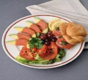Luncheon Salad Plate